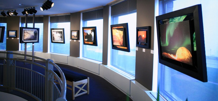 Exposition solo au Musée de Charlevoix - Été 2010