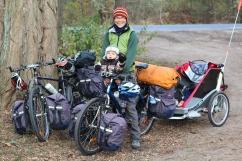 10 jours de test en famille - Voyage à vélo, 450 km en Pologne ©Bertrand Lemeunier