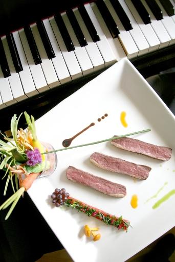 Gastronomie et musique (Québec, Canada) ©Bertrand Lemeunier