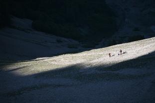 Paysage lunaire, randonnée en France ©Bertrand Lemeunier