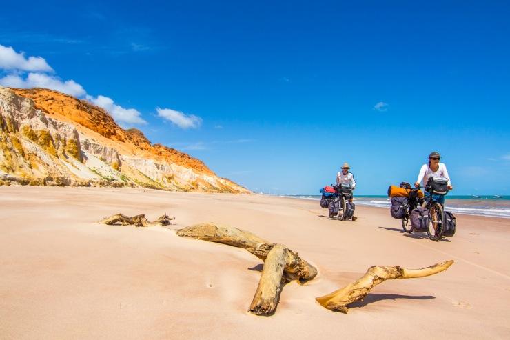 2013 ~ Un An au Brésil 9 000 km à vélo